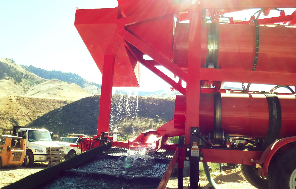 Raptor Mining - Mercury-Free Mining 5